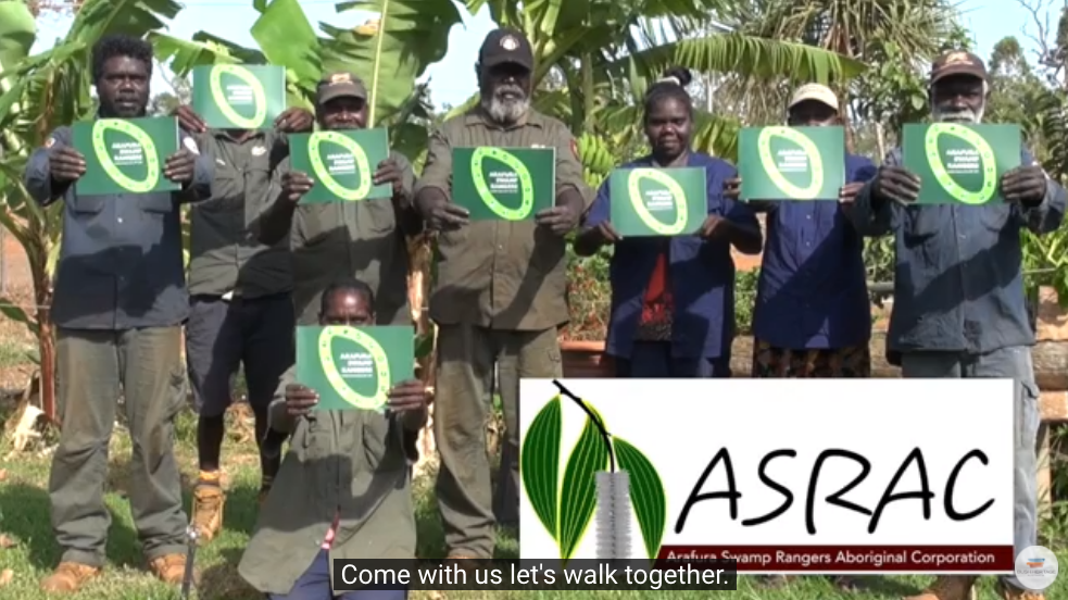 Planning for Healthy Country in the Arafura Swamp region of Arnhem Land